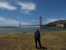 Pt. Cavalo cache - Golden Gate Bridge