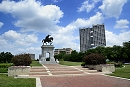 Hermann Park - Sam Houston
