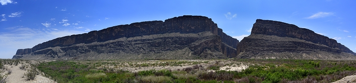 Santa Elena Canyon Overlook