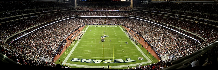Houston Reliant Stadium